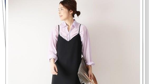 吊带连衣裙搭配什么上衣好看?15种穿搭示例分享,看你喜欢哪一种