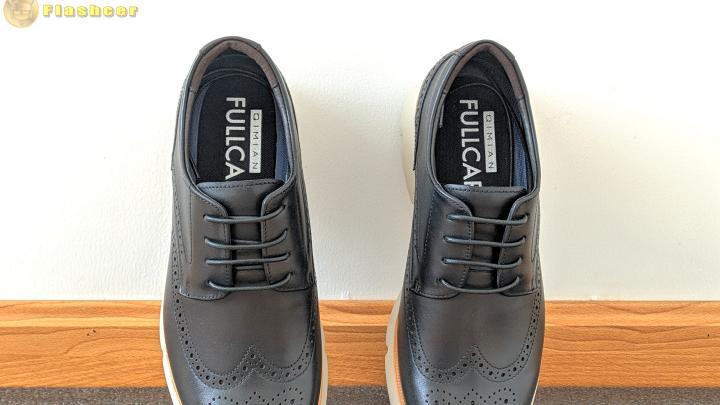 可以混搭的皮鞋,既商务又运动,七面轻质运动德比鞋 2.0(HotCity系列)体验