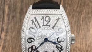 上海法穆兰手表不走维修