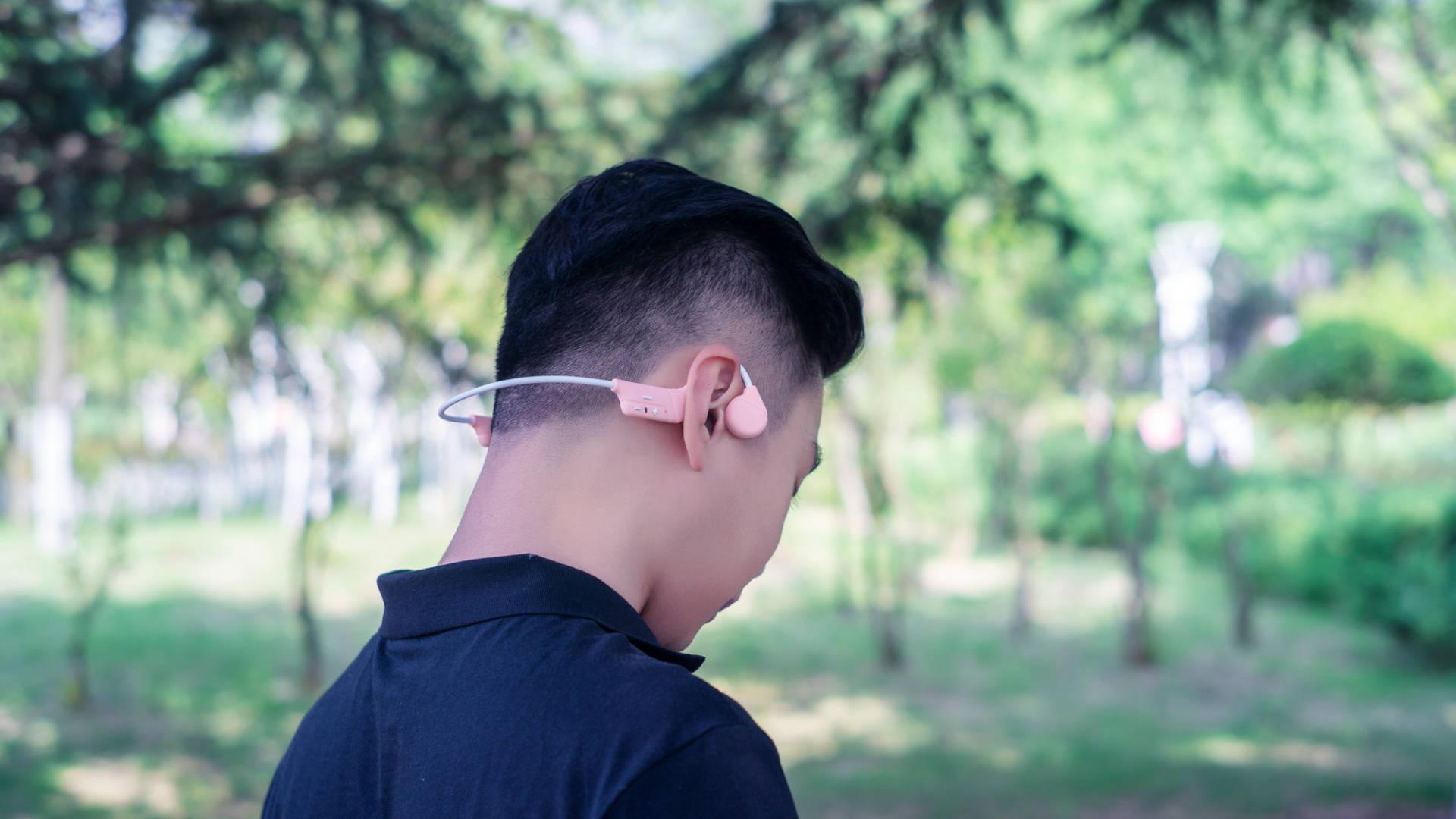 清新色调、不入耳的运动耳机,南卡RunnerCC II骨传导蓝牙耳机评测