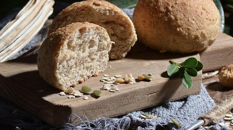 燃脂轻身的全麦面包,在家自己做超简单。