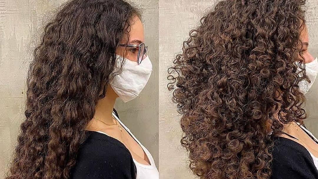 选对发型犹如整容,前后对比大变样,你看美不美