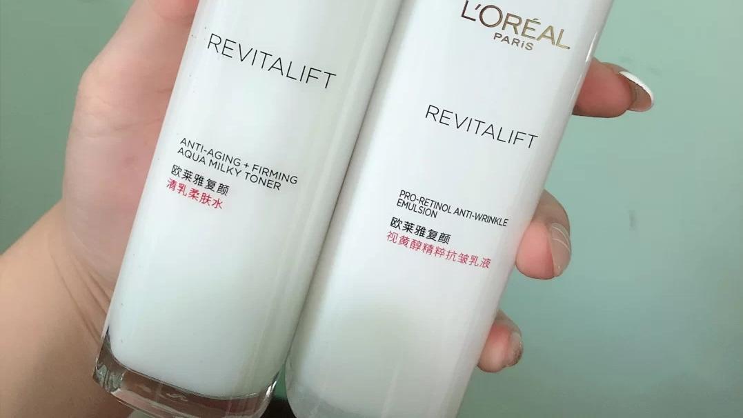 最基础的护肤就是补水保湿,珂润舒缓,理肤泉控油,科颜氏清爽