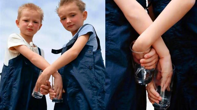 揭秘江南布衣童装内幕:撒旦图?儿童模特惊悚照片曝光性暗示明显