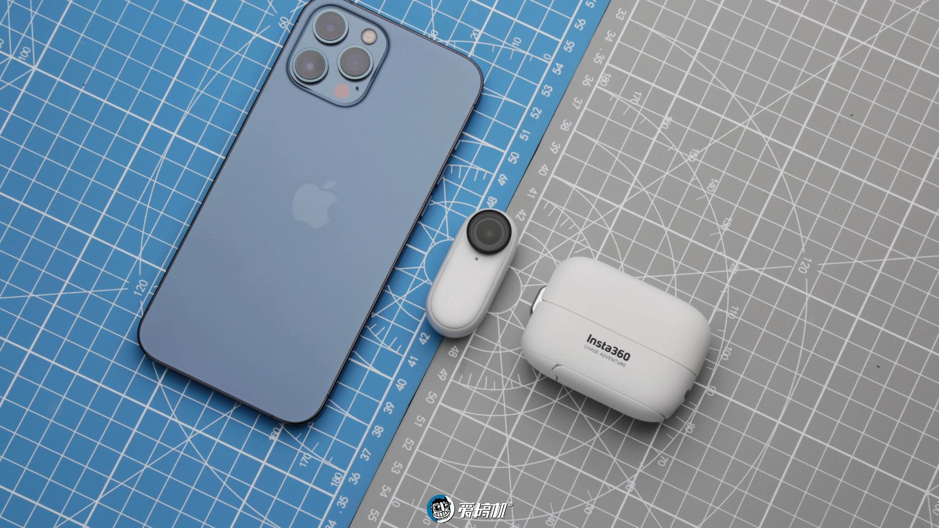 Insta360 GO 2拇指防抖相机评测:不为输赢,就为好玩