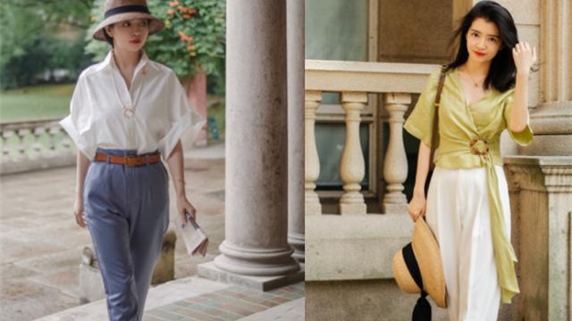 三木博主不仅颜值高、会穿搭,她的这三双鞋子也很经典百搭!