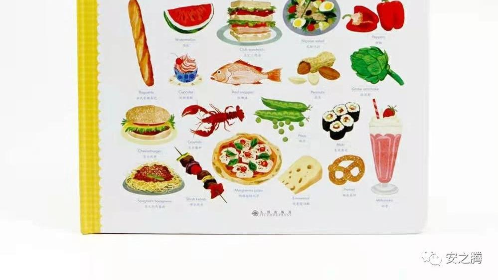 兼具知识性与趣味性的美食百科全书:我最怕给孩子阅读的一本书