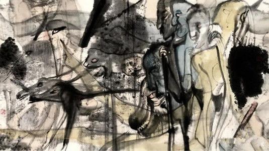 翰墨,华章中国画,艺术,作品,中国,美术馆