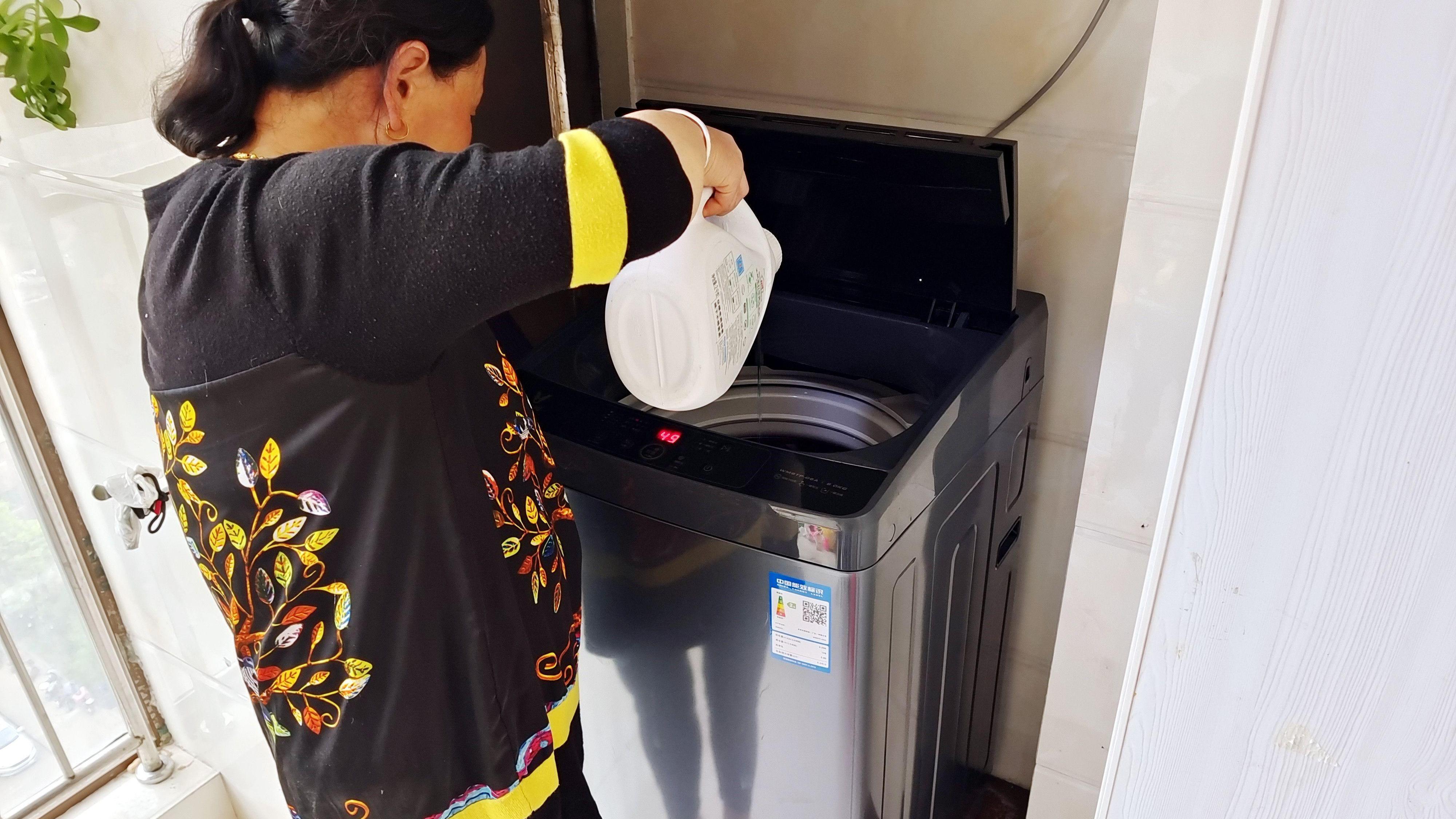 这款几百元的波轮洗衣机并不比滚筒差,云米智能波轮洗衣机轻评测