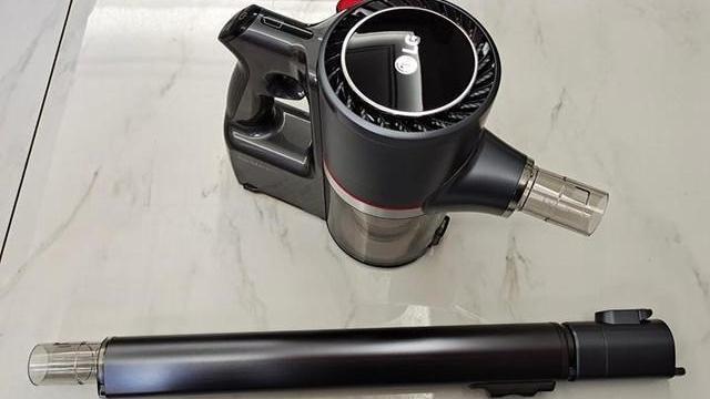 配件丰富 细节设计人性化 LG A9K MAX吸尘器开箱心得