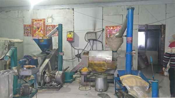 榨油机冷榨大豆油的方法和特点