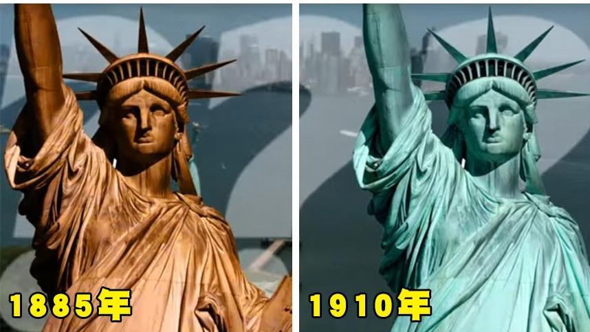 自由女神像和其他美国著名建筑隐藏的7大秘密