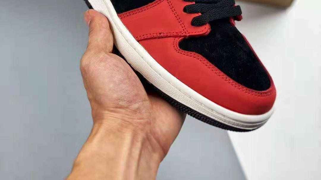 Air Jordan 1 Zoom CMFT Chile Red AJ1高帮休闲篮球鞋 番茄炒蛋
