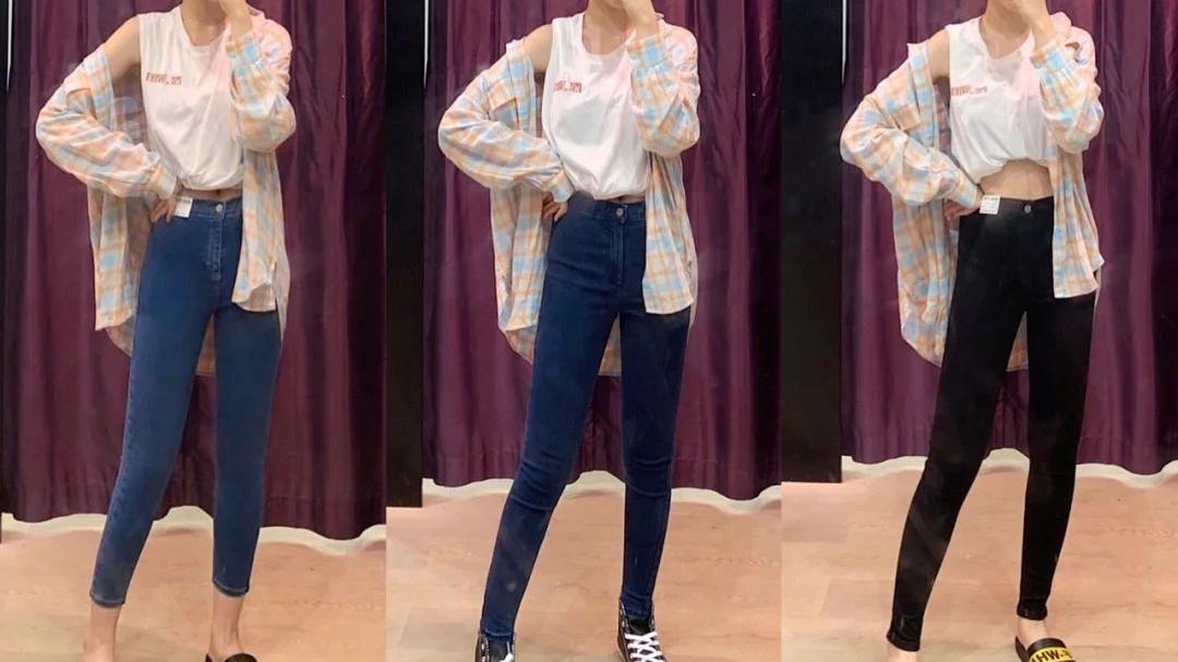 满大街裙子没新意?3种百搭实用的裤装,让你穿出与众不同的魅力