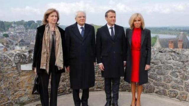 法国,长裙红色,长裙,法国,颜色,夫人