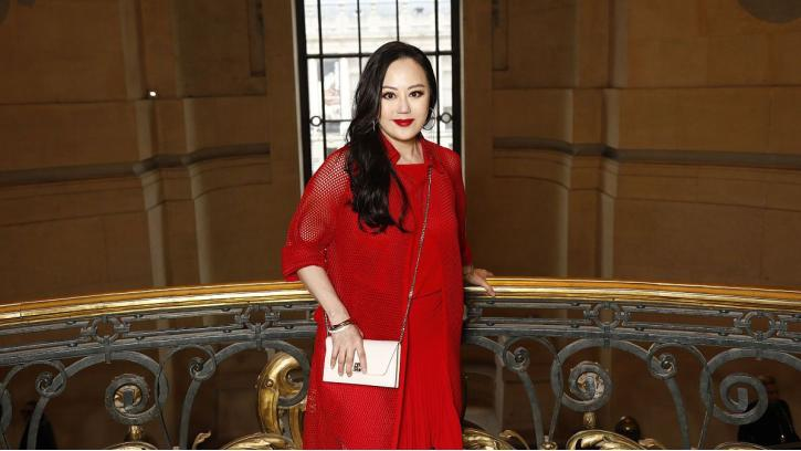 章小蕙这样的女人真挺成功的,身材立体比例好,男女看了都喜欢