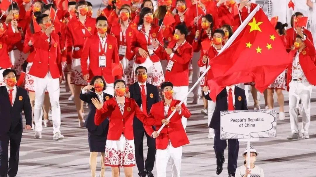 """东京奥运会中国代表队男式衬衣面料被这家纺织巨头""""承包""""!"""