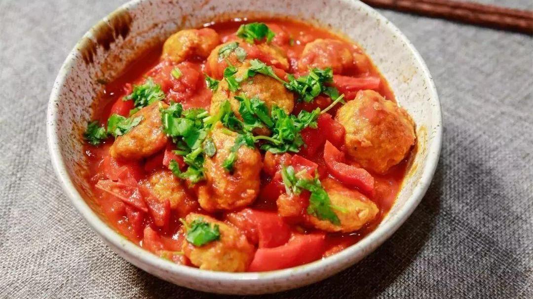 减脂餐之维生素多多的茄汁鸡胸肉, 美丽饮食, 人也会变得美丽~
