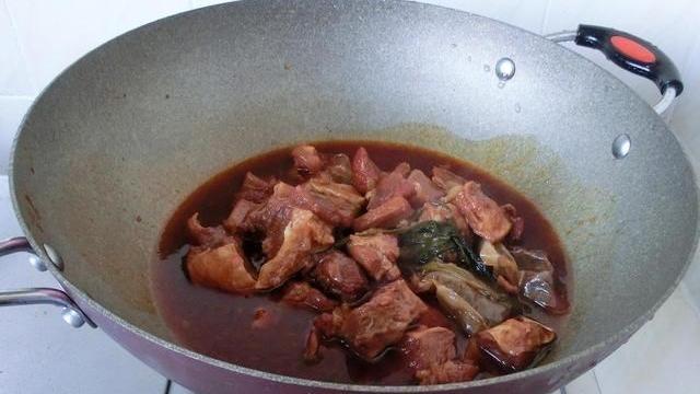 """做红烧牛肉面,不是料越多越香,牢记""""3步法"""",软糯不柴又入味"""