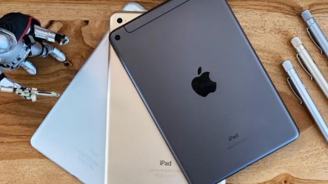 苹果iPad mini6即将到来,或mini-LED屏加持?全面屏已定!