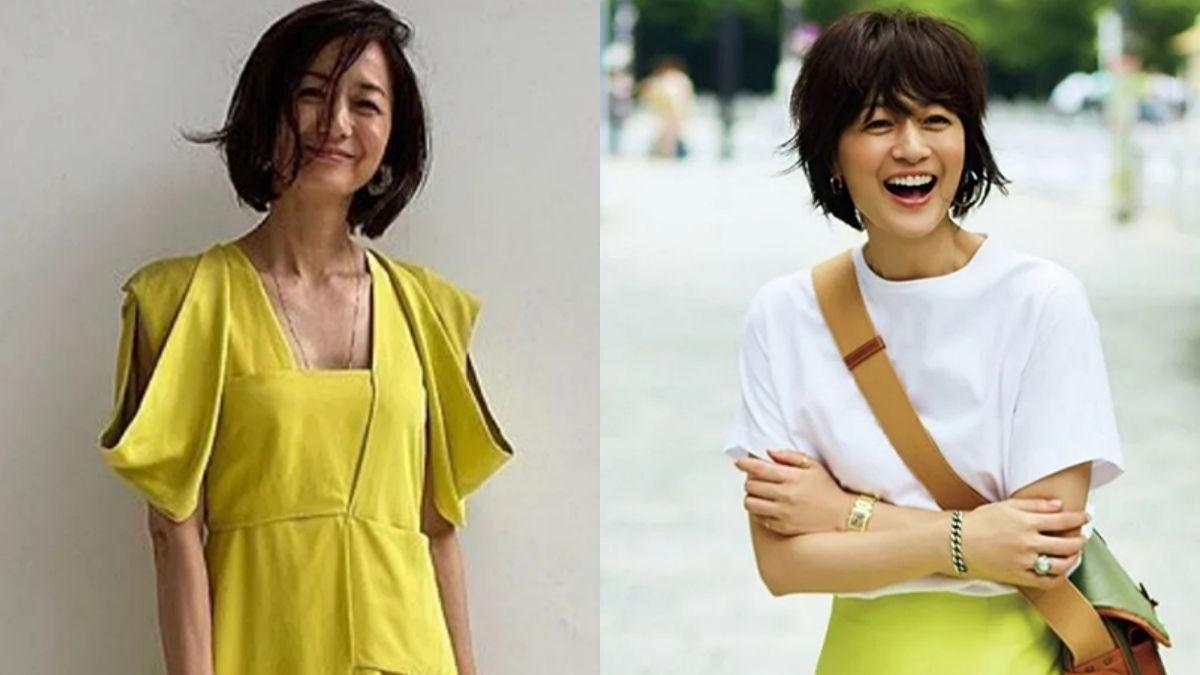 谁说50、60岁女人穿彩色显廉价?学时髦精的搭配经验,让气质爆表