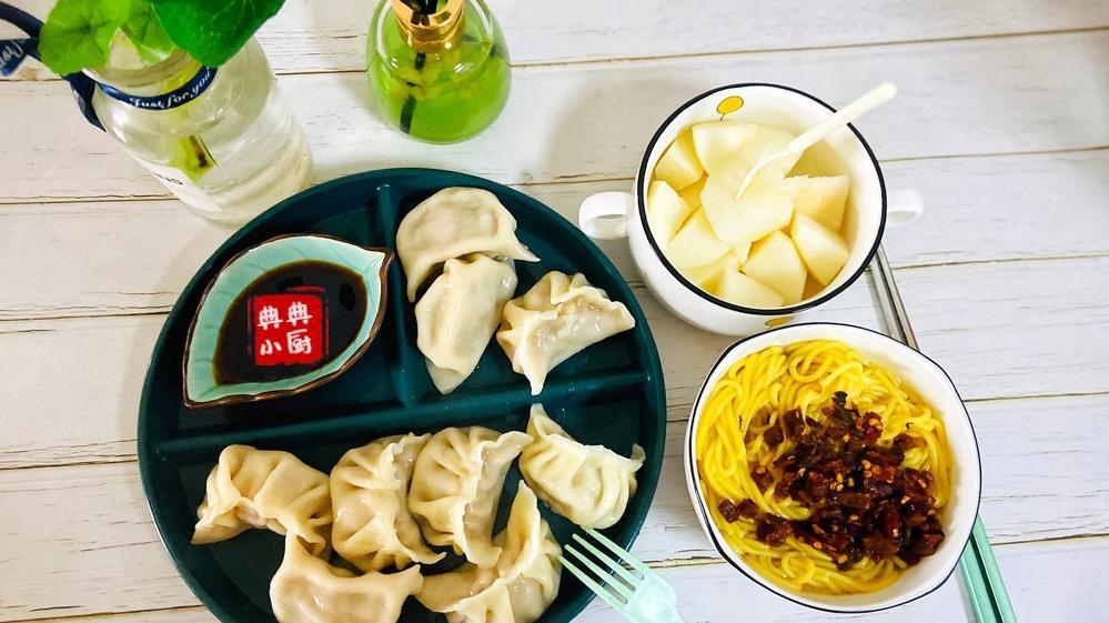 中国胃,爱吃中式早餐,简单的搭配,不一样的味道