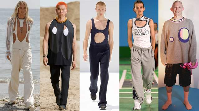 米兰和巴黎时装周结束,2022 春夏男装趋势总结