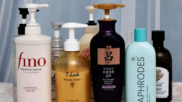 洗发水不是越贵越好!这5款口碑还不错的洗发水,防脱还控油