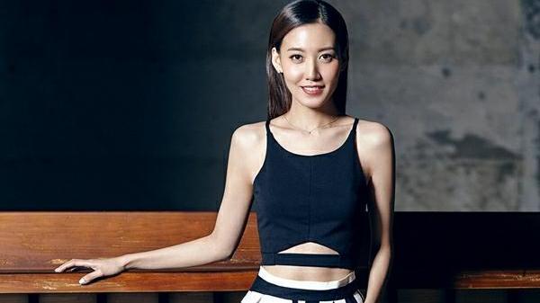林小娘高露,出道20年零绯闻,穿搭时尚,清新又优雅很有型