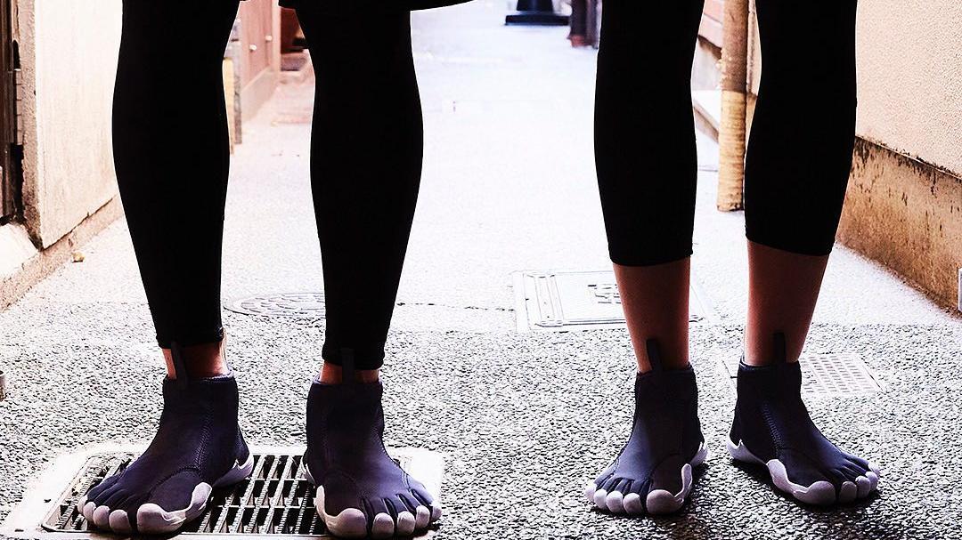 Vibram 继巴黎世家BALENCIAGA 后推出最新「猎奇五趾鞋」