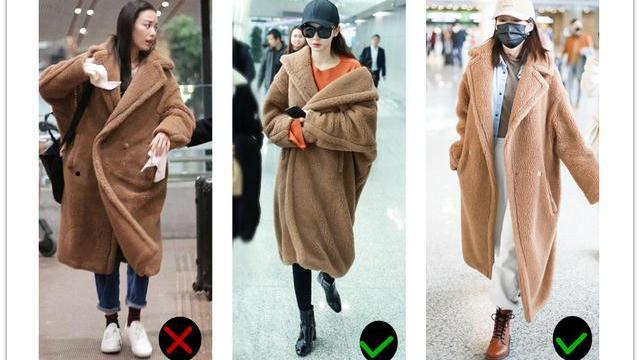 泰迪大衣穿搭指南:3个选版6个搭配技巧,让你变得时髦高级