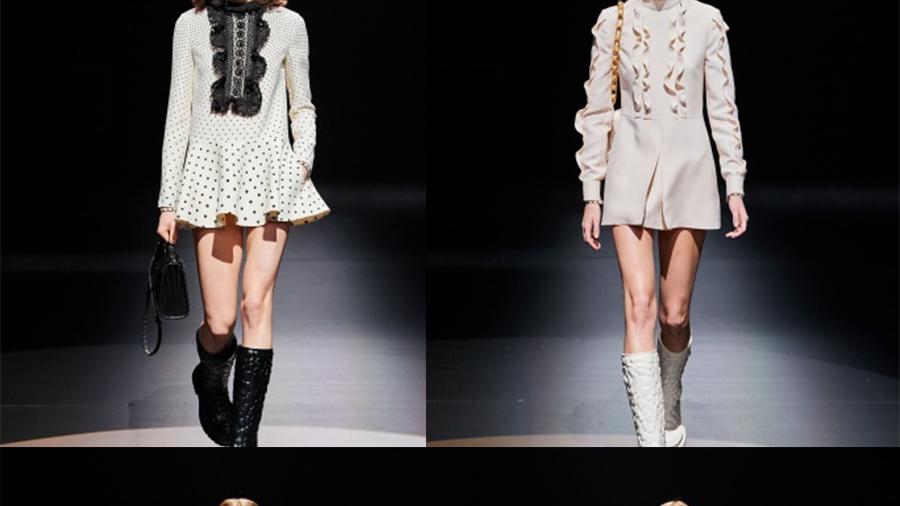 2021秋冬的流行趋势分析,连衣裙怎么更时尚?