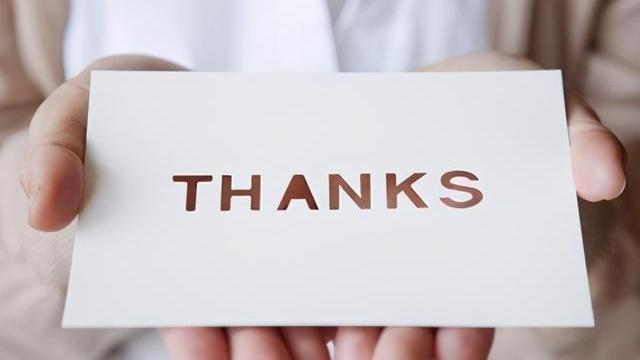 心理学家经常说谢谢的人,会有这3种目的,防不胜防