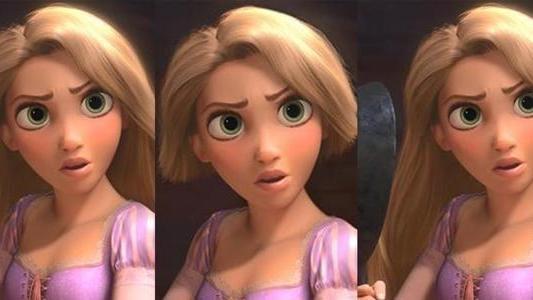 """迪士尼公主都去剪短发了?白雪够狠,直接给""""剃""""了"""