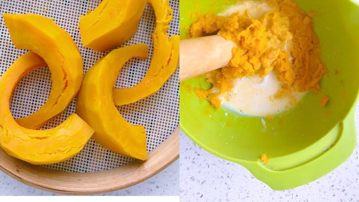 粗粮也能做出好味道,酥脆香软的南瓜棒棒馍,比面包还好吃