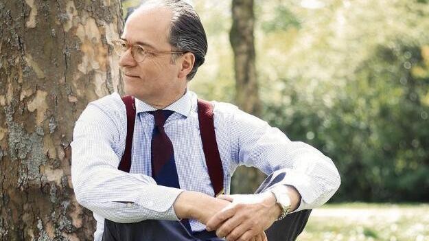 德国绅士风的男装时尚博主 有不同的流行趋势的代表作