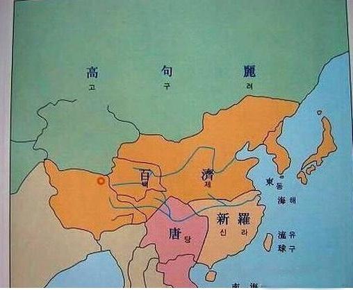 看看韩国历史书上的中国古代地图, 吓死人了!#uc订阅号