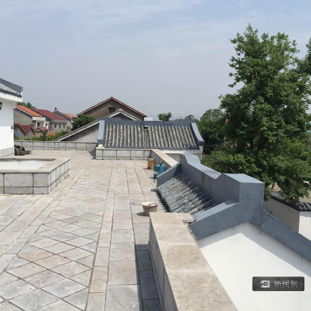 湖南常德仿古中式四合院设计案例——含建成照片