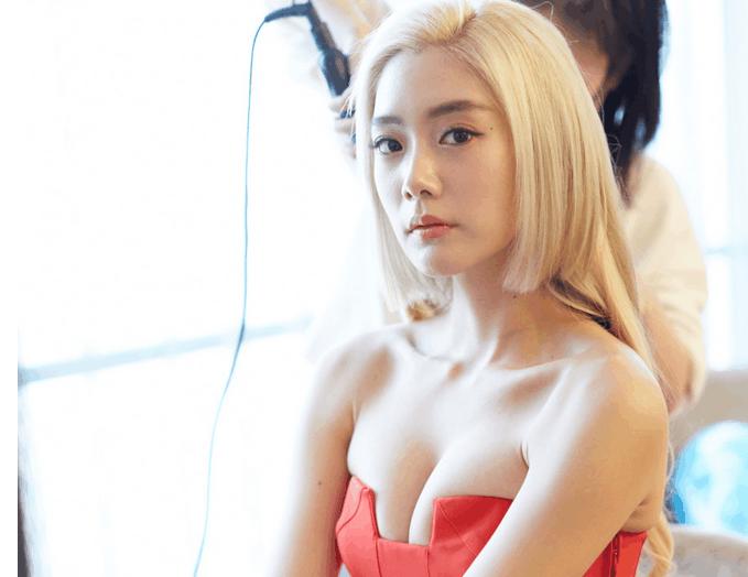 克拉拉本名李成敏,1986年1月15日出生于瑞士,英国籍韩裔女演员.图片