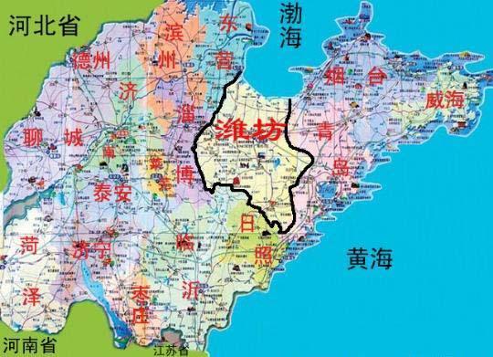 地处黄河三角洲高效生态经济区
