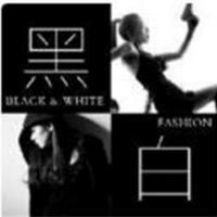 黑白时尚达人