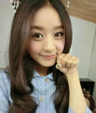 娱乐圈里的7张娃娃脸, 谭松韵,赵丽颖,陈意涵谁更嫩更可爱?