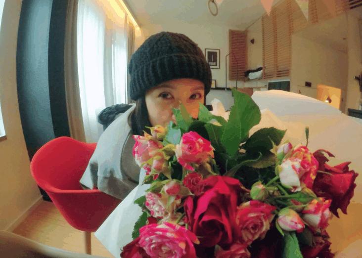修杰楷为爱妻贾静雯庆生,离开孙志浩之后她终于嫁给了爱情