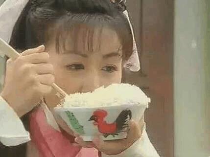 古装剧中食欲大开的女子, 刘诗诗令人失望, 范冰冰穿着戏服在吃手抓饼