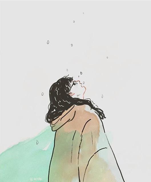 心碎痛苦的伤感说说, 句句戳心, 泪水浸湿了眼睛!