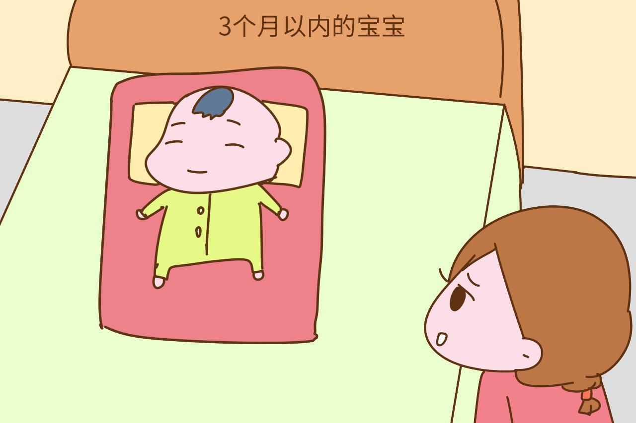 宝宝睡觉有这个举动, 智力发育好很聪明, 爸妈就偷着乐吧