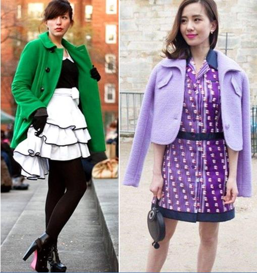 女人过了25岁,这三种颜色的衣服要少穿,免得俗气还显老!