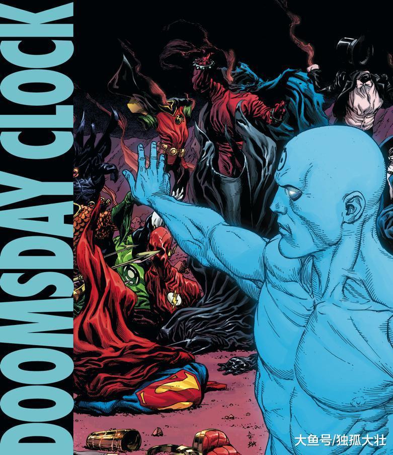 《末日警钟》超人类危机愈演愈烈, 超级英雄的末日降临!
