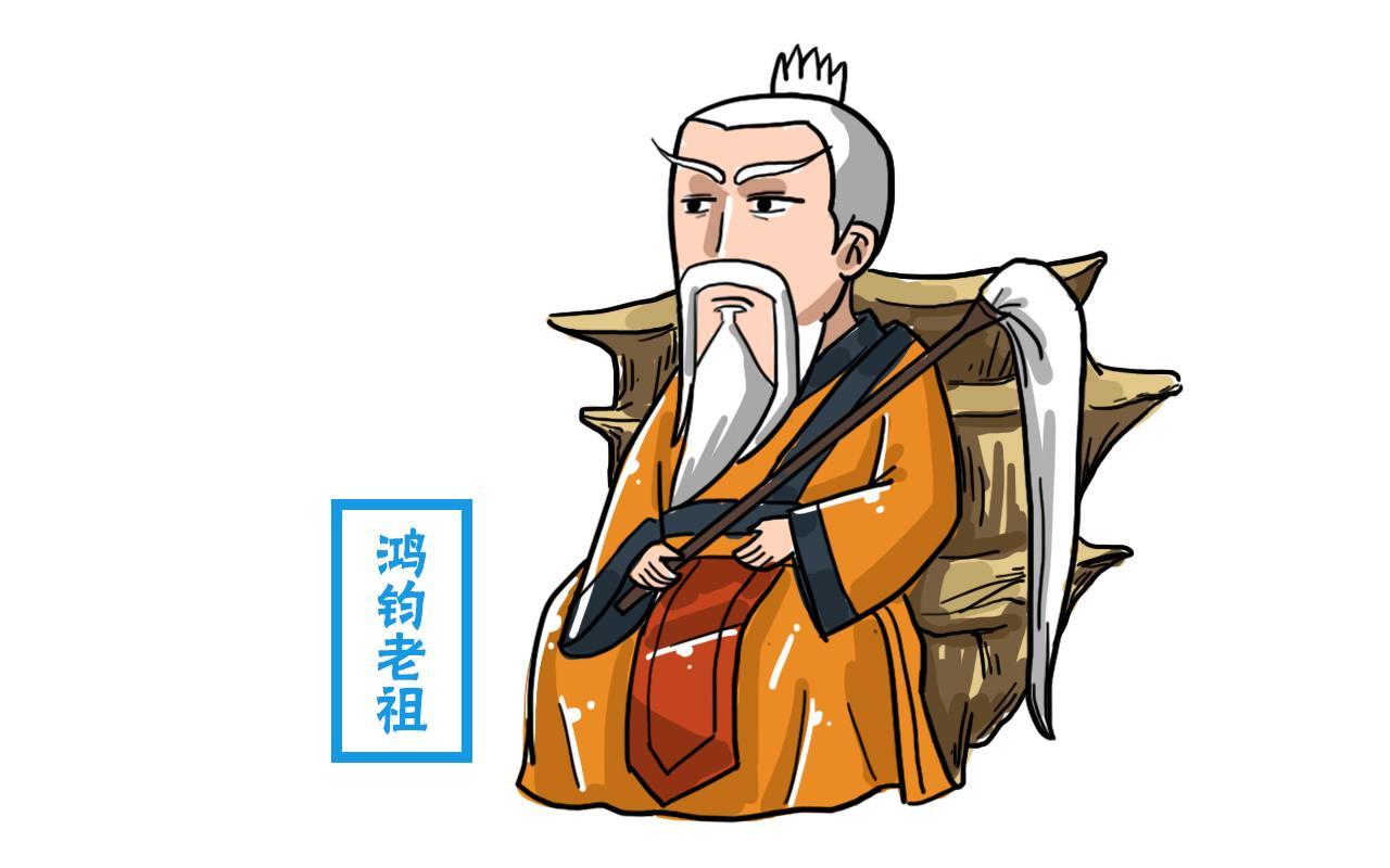 金箍棒的四任主人, 孙悟空居然是最弱的那个, 其他三人是谁?