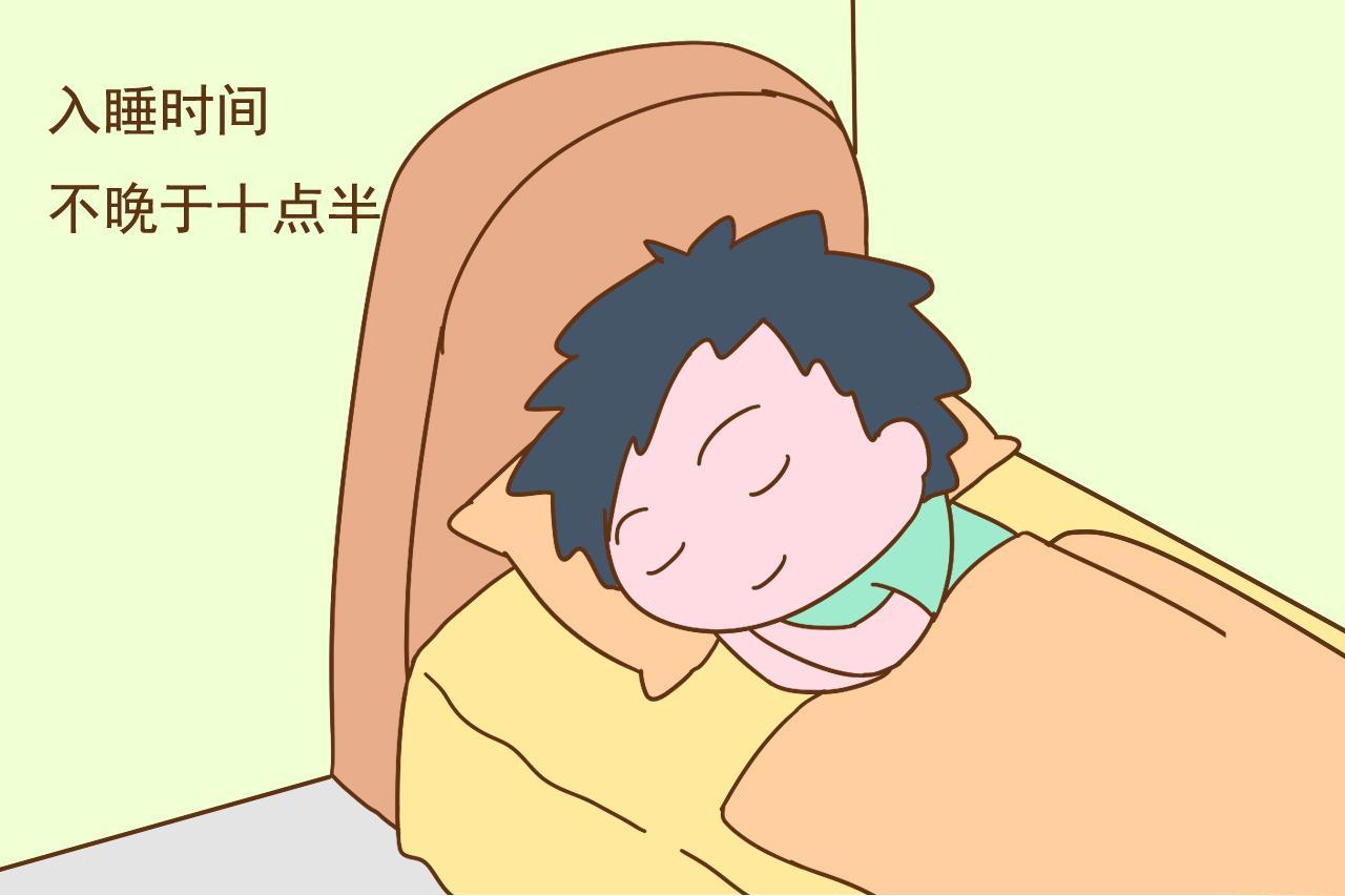 孩子睡早睡晚有讲究, 把握两大黄金时间段, 睡错了小心娃长不高